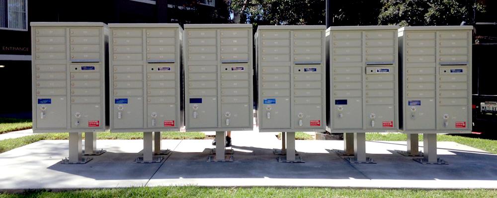 Cluster Box Units
